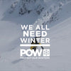 POW / Protect Our Winters