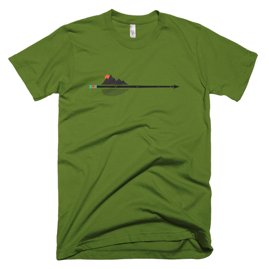 Alpine Arrowhead Tee - Men's Short Sleeve