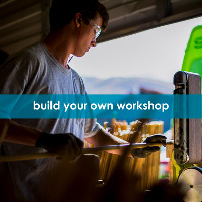 Bamboo Ski Poles - Ski Poles - Build Your Own Workshop