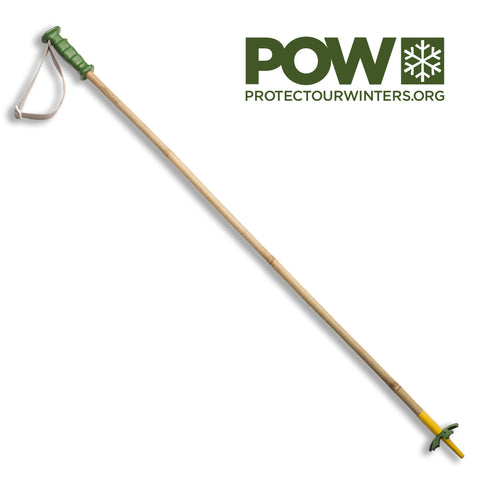 Bamboo Ski Poles - Ski Poles :: Protect Our Winters