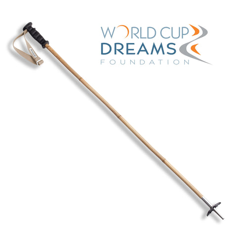 Bamboo Ski Poles - Ski Poles :: World Cup Dreams Edition