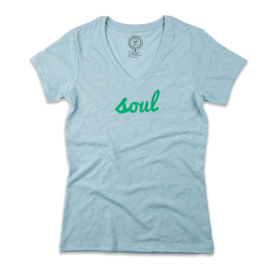 T-shirt - Soul Tee :: Recycled Plastic Bottles
