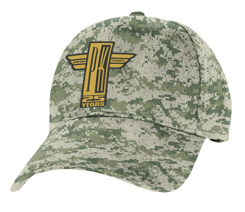 Promise Keepers Winged Logo Cap Camo