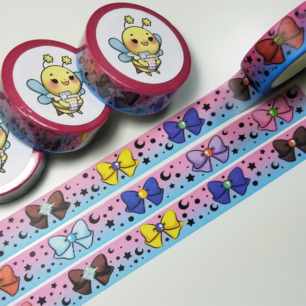 Sailor Moon Bow Washi Tape