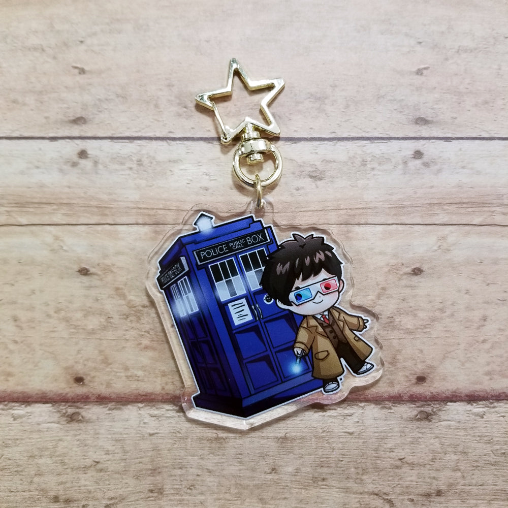 10th Doctor Charm