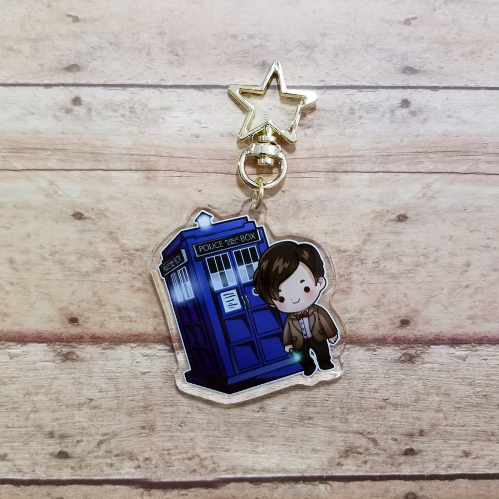 11th Doctor Charm