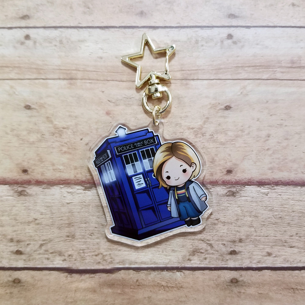 13th Doctor Charm