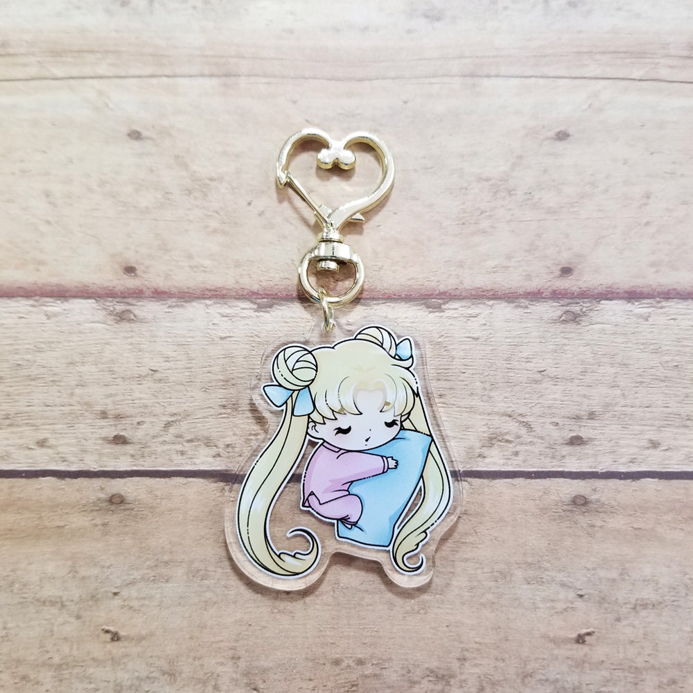 Sailor Moon Usagi Sleeping Charm