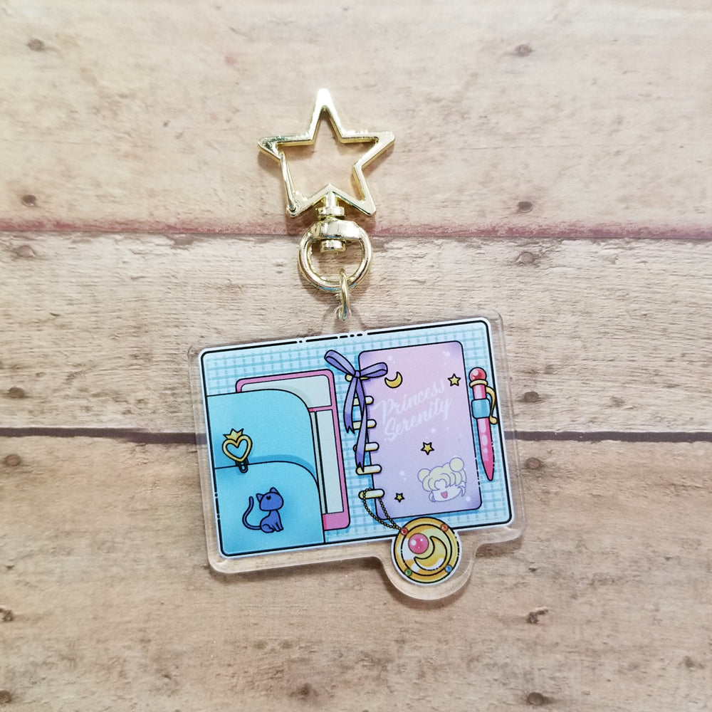 Princess Serenity's PLANNER Charm