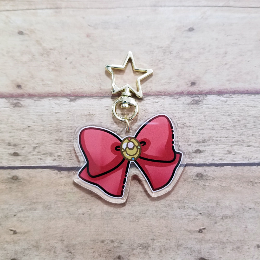 Sailor Moon Bow Charm