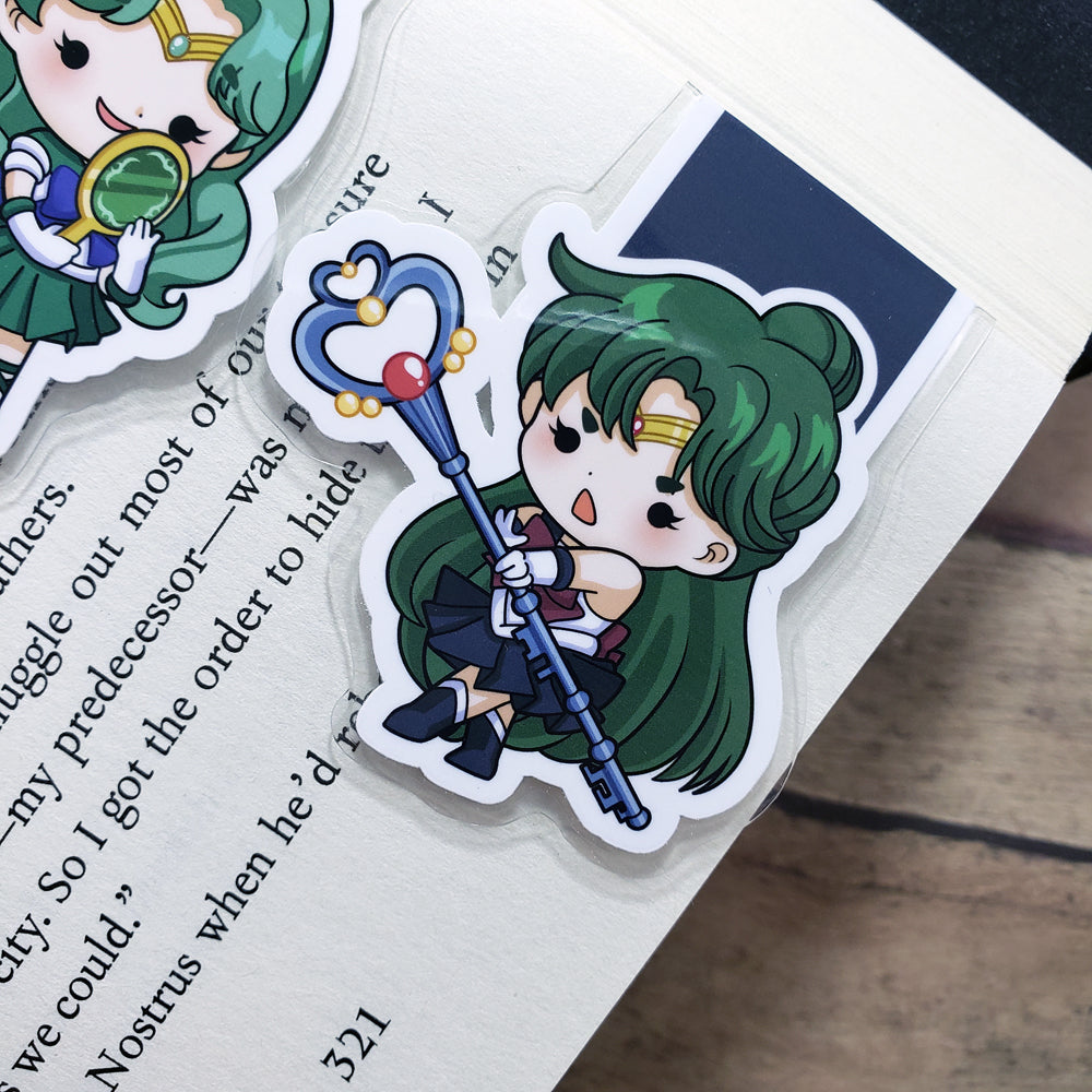 Sailor Moon (set 3) Magnetic Bookmarks