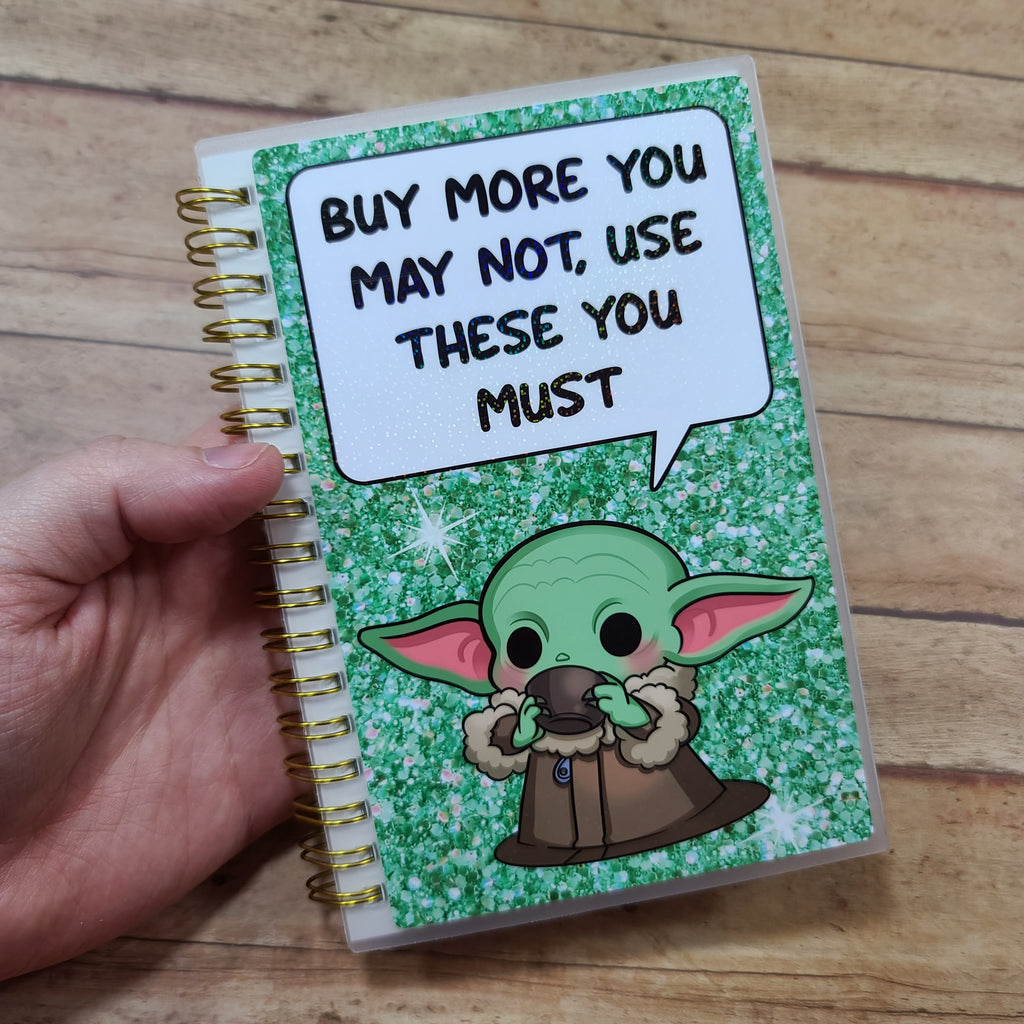 CUSTOM Reusable Sticker Books
