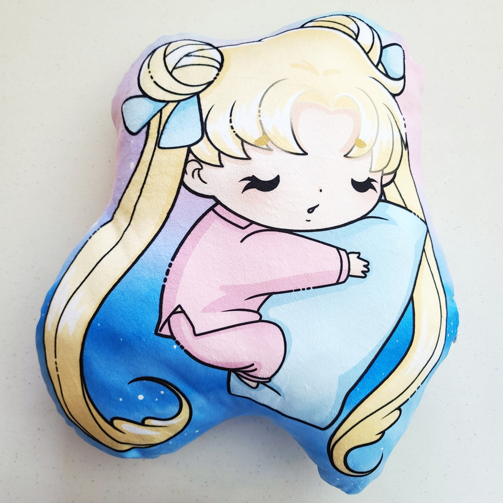 Usagi Sleeping Pillow
