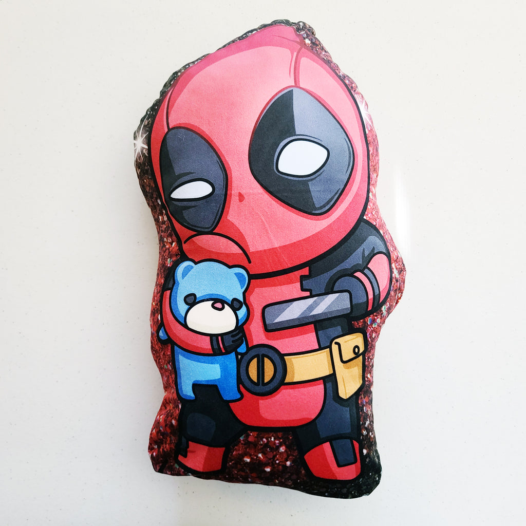 Mr Pool Pillow