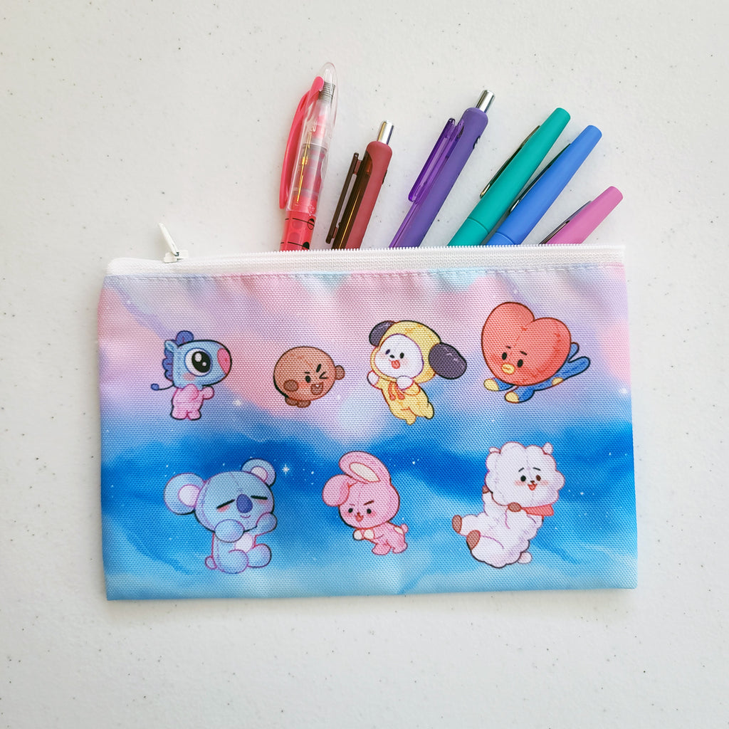 Starshine KPop Accessory Pouch
