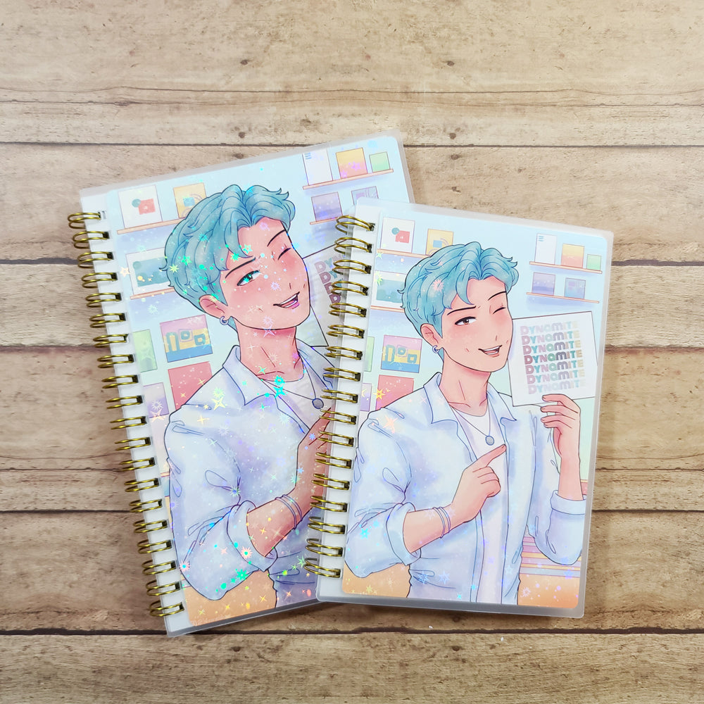 Dynamite RM Reusable Sticker Book