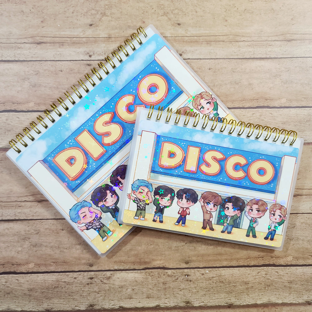 Dynamite Chibis Reusable Sticker Book