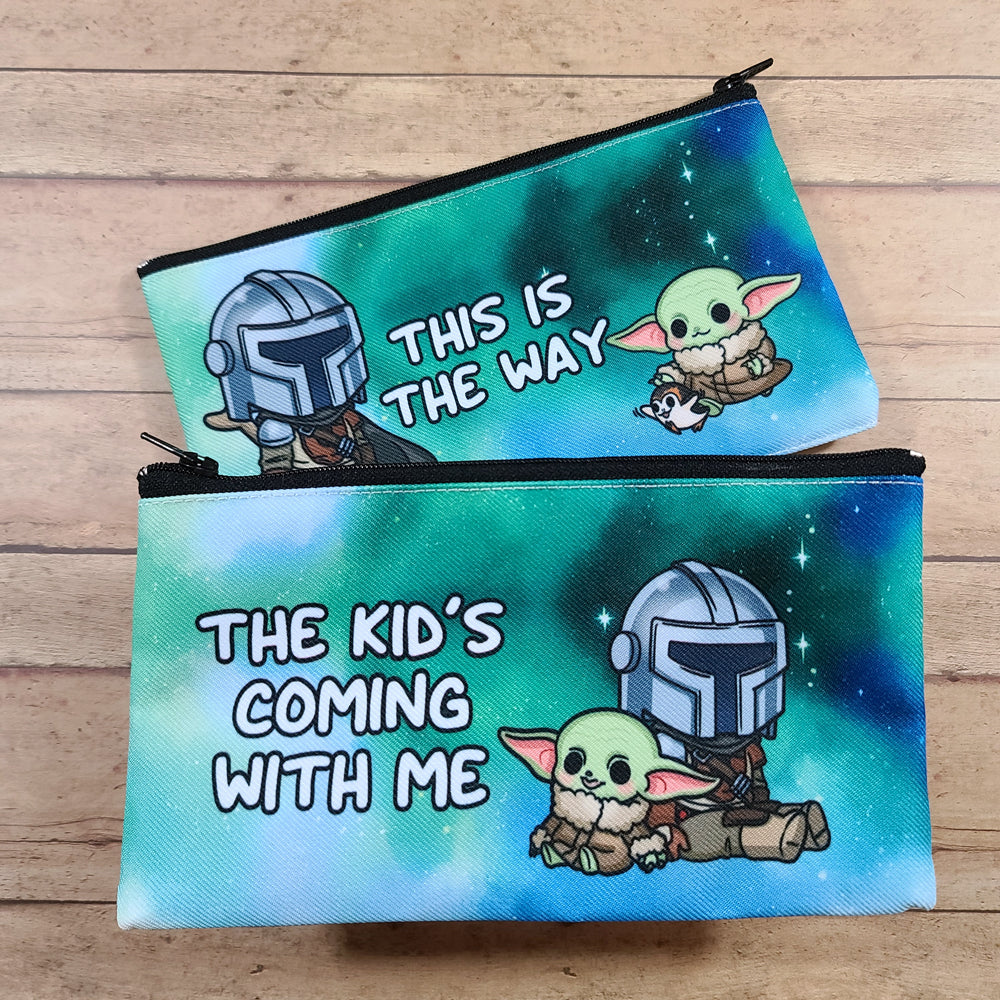 Bounty Hunter Accessory Pouch