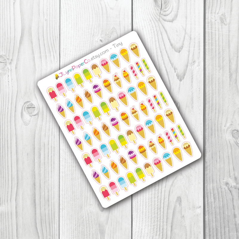 Ice Cream Stickers | AV006