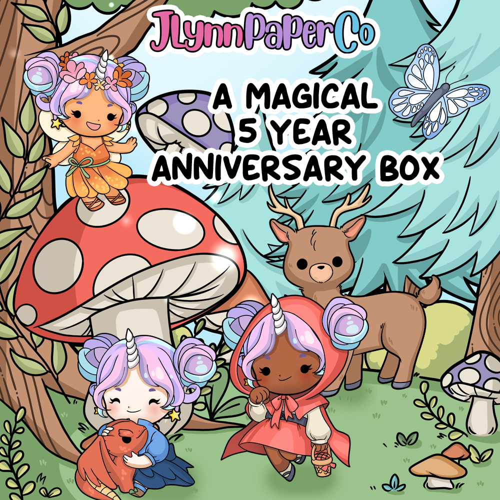 JLPC 5 Year Anniversary Box