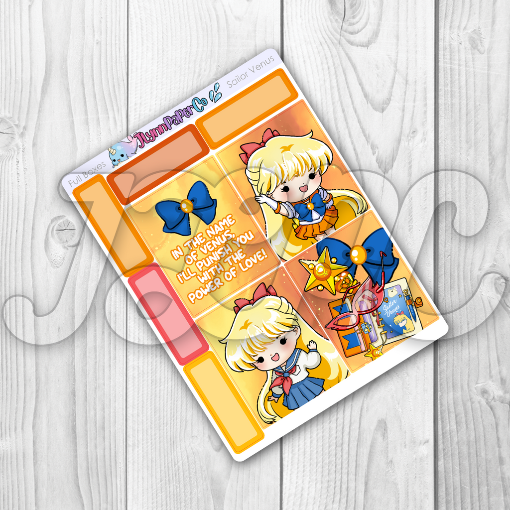 Sailor Venus Mini Kit