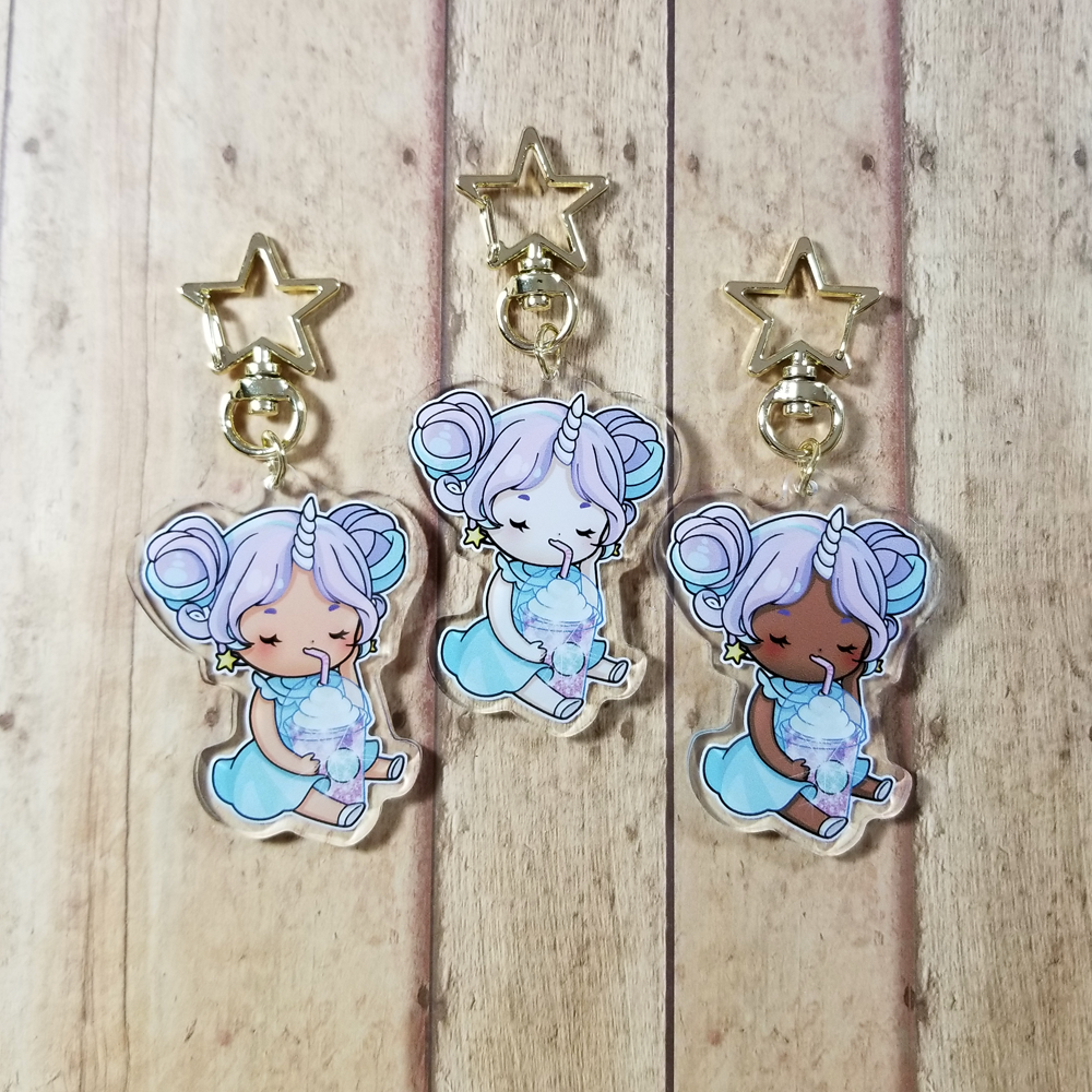Starshine Coffee Charms