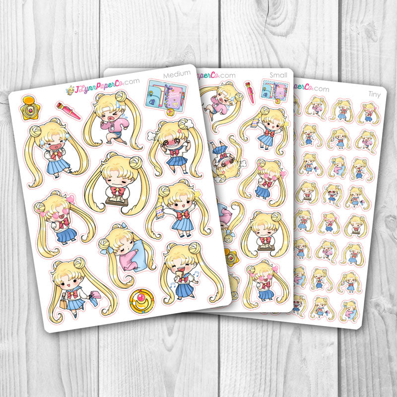 Usagi / Serena Stickers