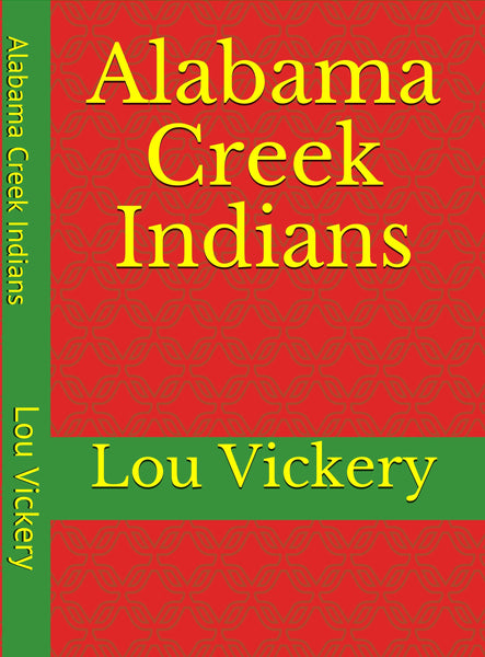 ALABAMA CREEK INDIANS