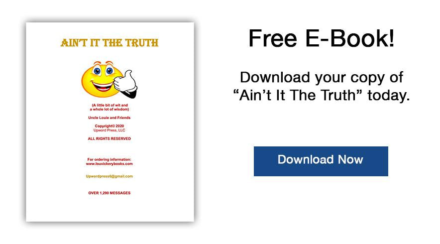 Ain't It The Truth - A Free E-Book by Lou Vickery