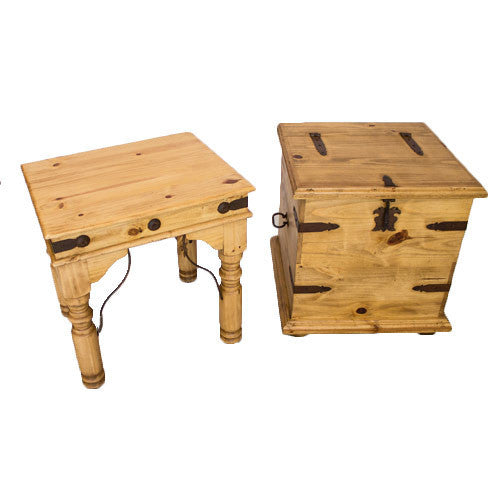 Indian Side Table/Trunk Side Table