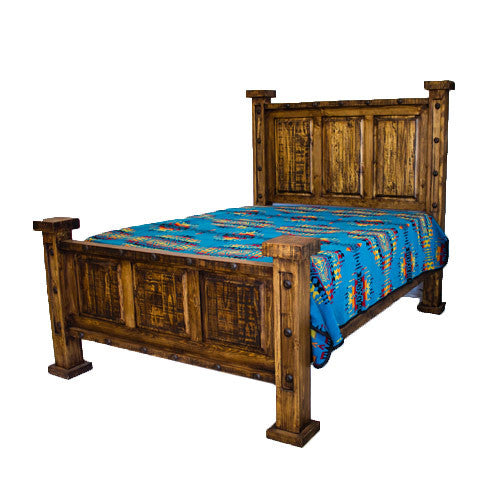 Rustic Oasis Bed