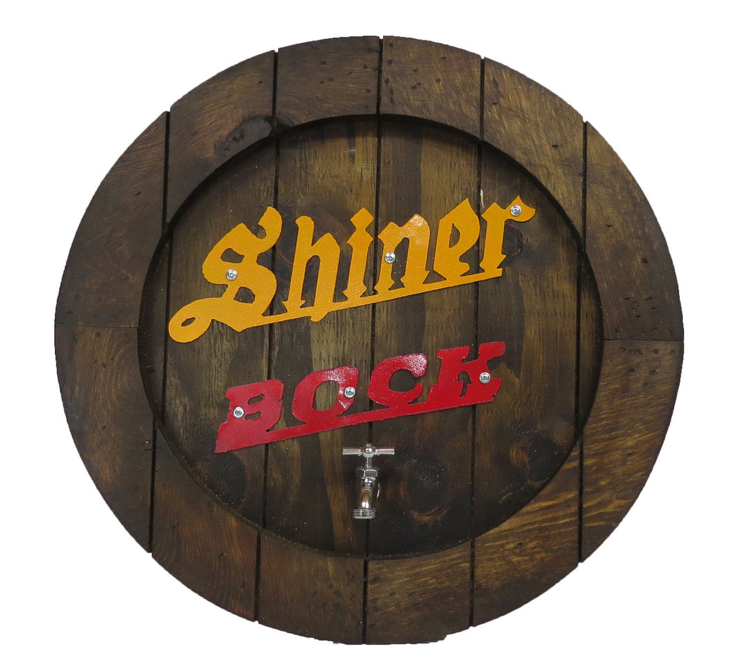 Shiner Barrel Top