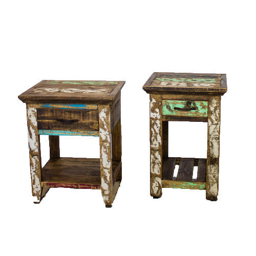 Cabana Night Stand/Cabana Side Table