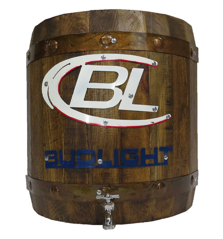 Bud Light Half Barrel