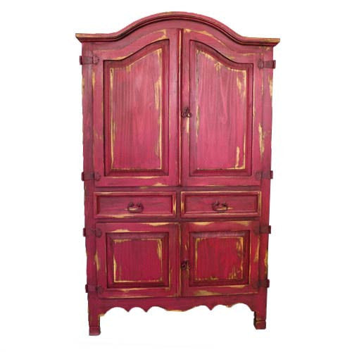 Sierra Armoire - Red
