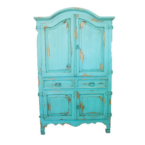 Sierra Armoire - Turquoise