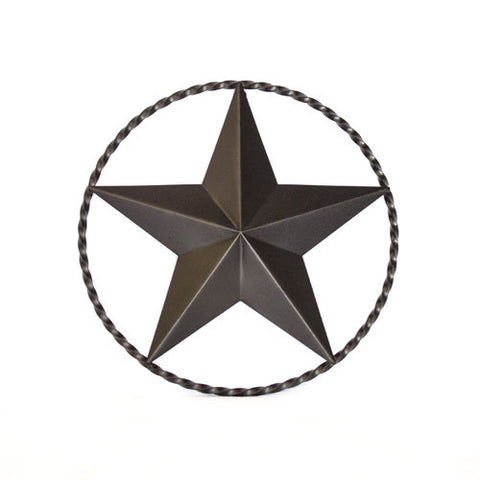 Metal Ring Star