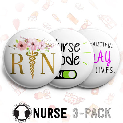 Nurse 3-Pack -  - Beyond The Scrubs