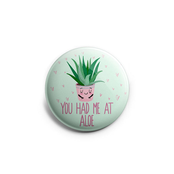 You Had Me At Aloe Topper - Topperswap