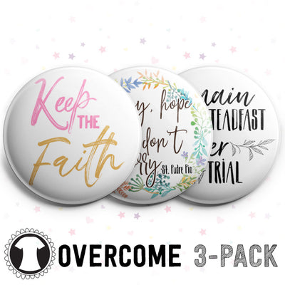 Overcome 3-Pack -  - Beyond The Scrubs