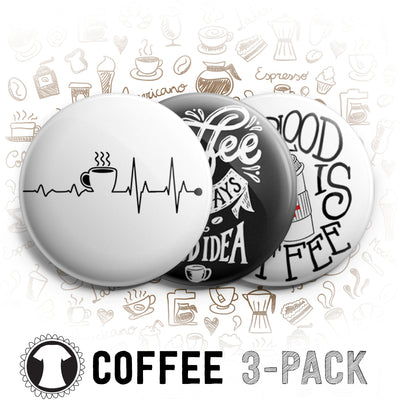 Coffee 3-Pack -  - Beyond The Scrubs