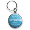 Rash Decisions Keychain -  - Beyond The Scrubs