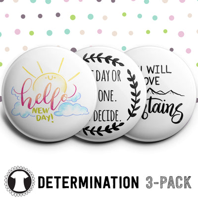 Determination 3-Pack -  - Beyond The Scrubs