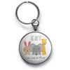 ENT Animal Keychain -  - Beyond The Scrubs