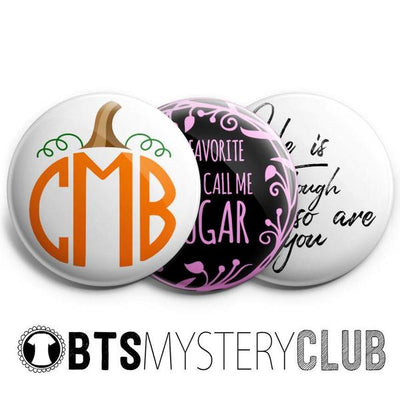 BTS Mystery Topper Club - 12 Months -  - Beyond The Scrubs