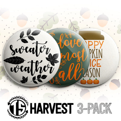 Harvest 3-Pack -  - Beyond The Scrubs