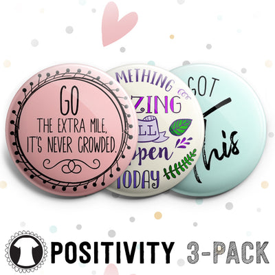 Positivity 3-Pack -  - Beyond The Scrubs