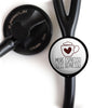 Espresso Depresso Stethoscope ID Tag -  - Beyond The Scrubs