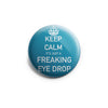 Keep Calm Eye Drop Topper -  - Beyond The Scrubs
