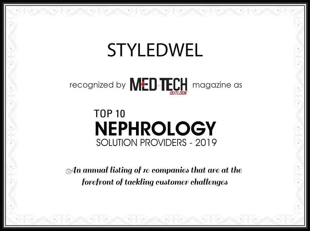 Top 10 Nephrology Solution Providers - 2019
